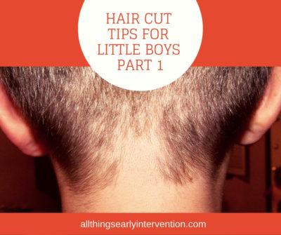 Haircut Tips for Little Boys part 1